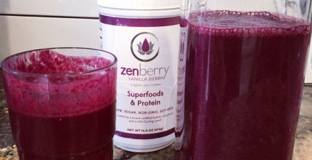 Zenberry Smoothie