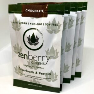 Zenberry sample packs
